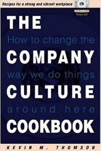 The Company Culture Cookbook - capa
