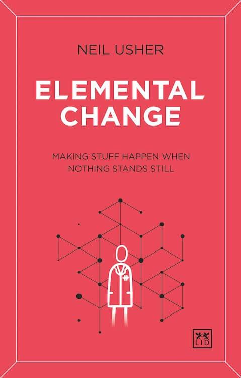 Elemental Change - capa do livro
